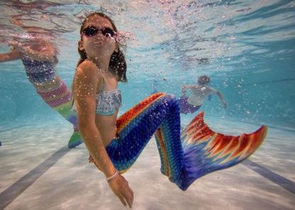 Picture of Fotoshooting Mermaid
