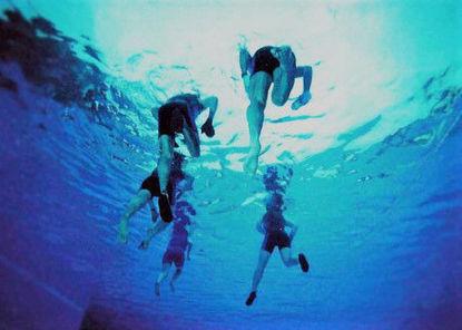 Picture of Fotoshooting Aqua-Fit im Tiefwasser