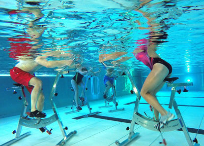 Picture of Fotoshooting Aqua-Cycling