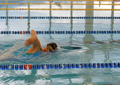 Picture of Fotoshooting Schwimmen basic