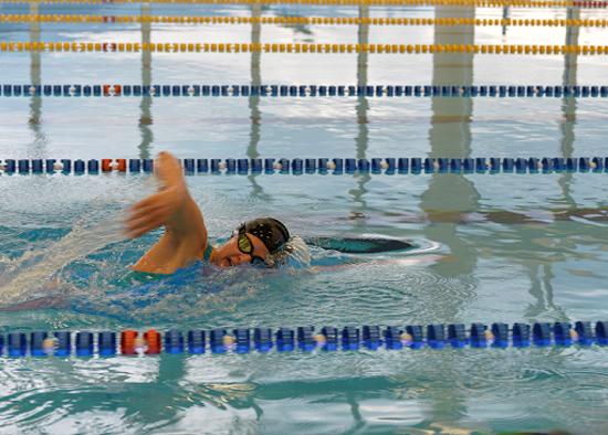 Bild von Fotoshooting Schwimmen basic (13.00-14.30 Uhr)